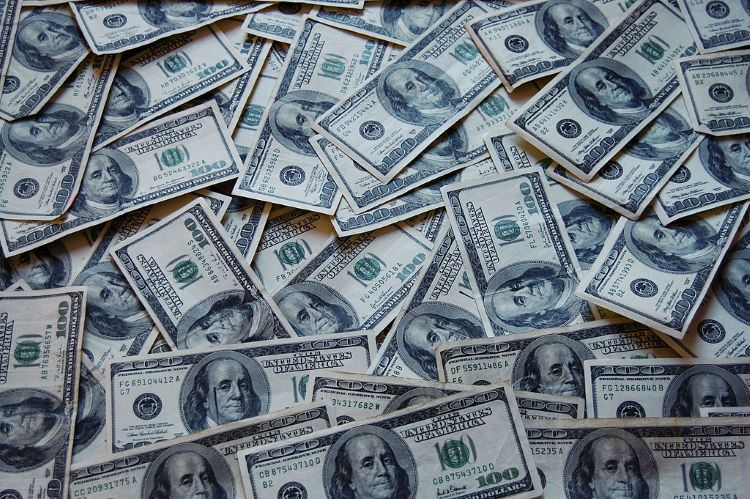 Many Benjamins are required for today's high transaction prices.