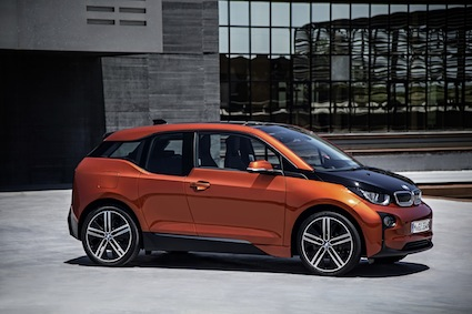IHS Automotive: BMW i3