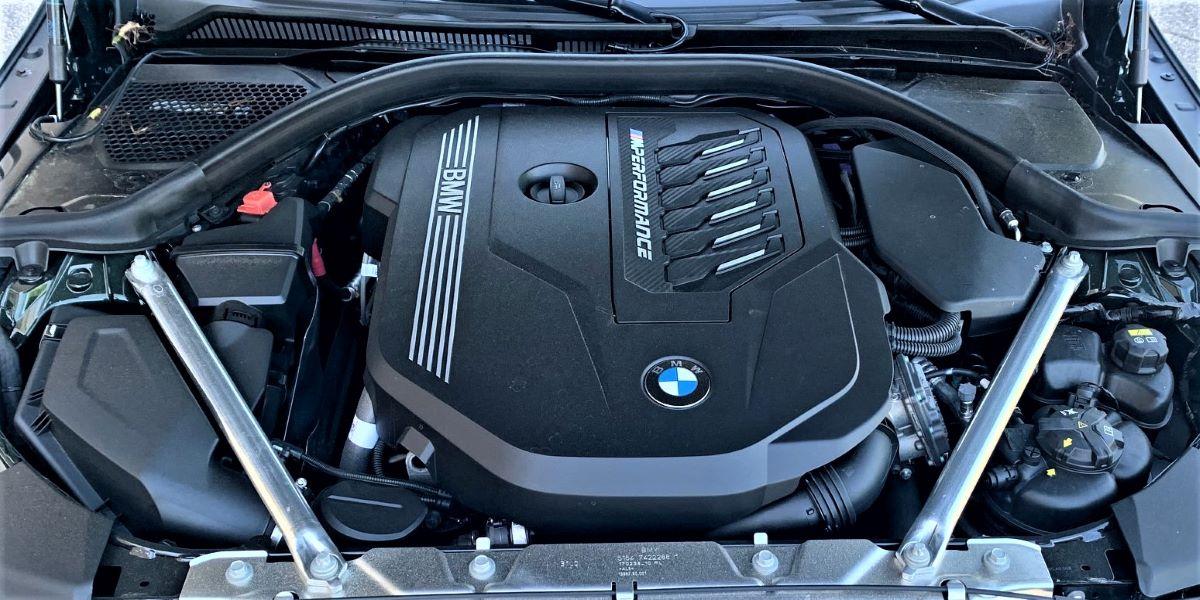 BMW M440i Engine