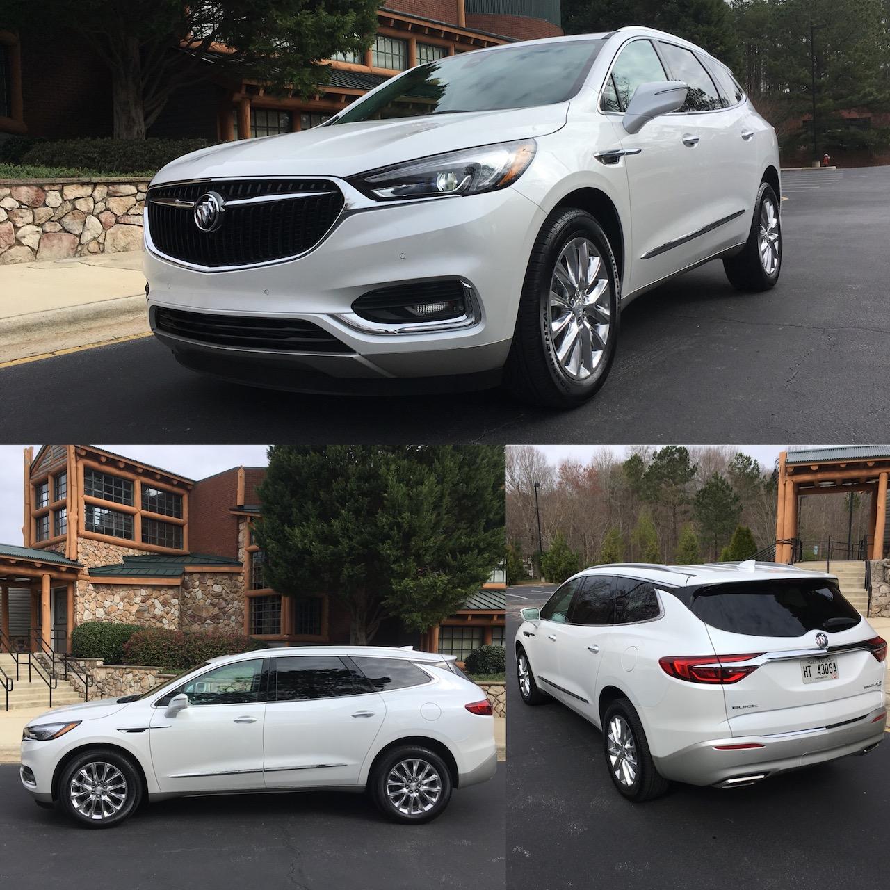 2018 Buick Enclave Premier