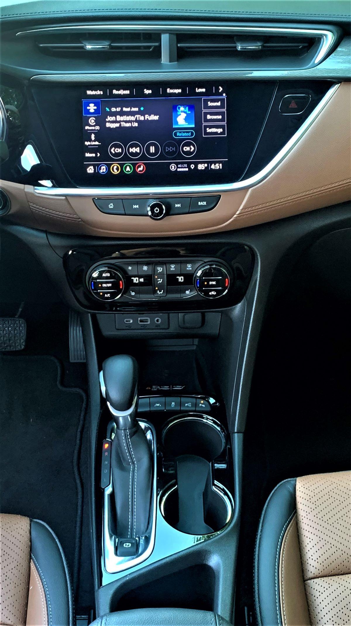 2021 Buick Encore GX tech