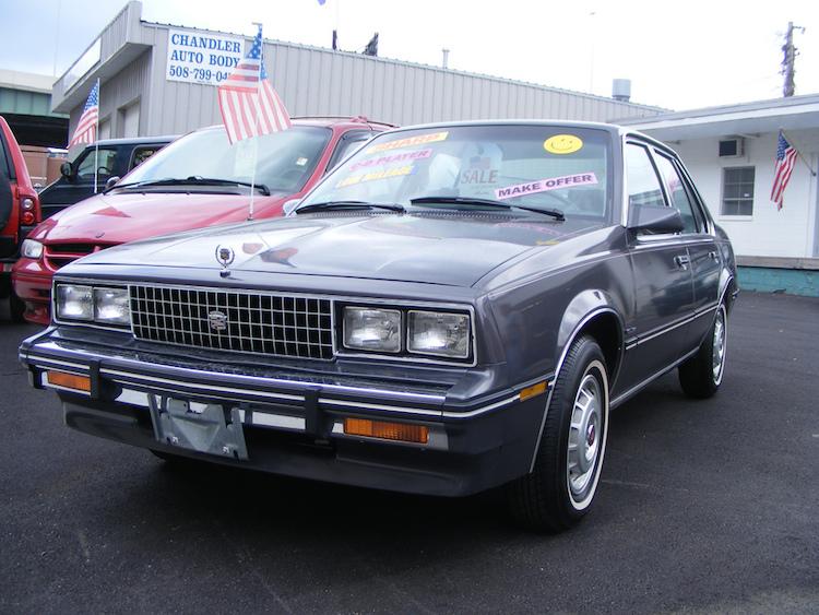 1981 cimarron 1