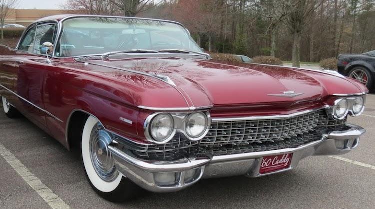 1960 Cadillac de Ville
