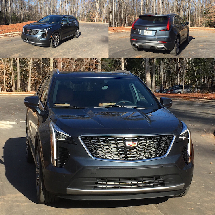 A Trio Of Cadillac Crossovers