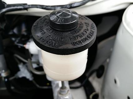 car brake fluid