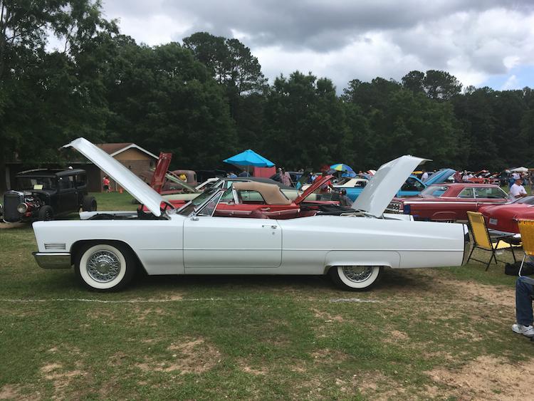 1967 Cadillac d'Ville Convertible
