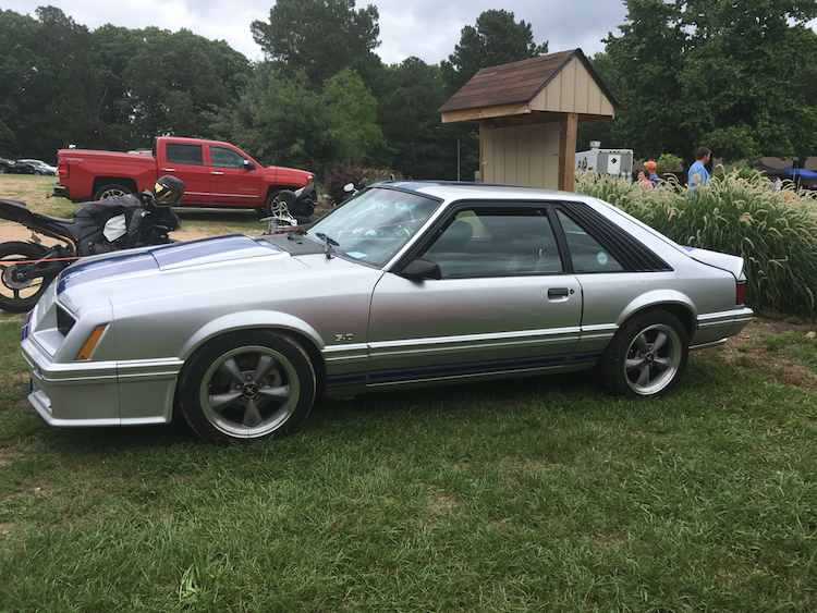 1992 Ford Mustang 5.0