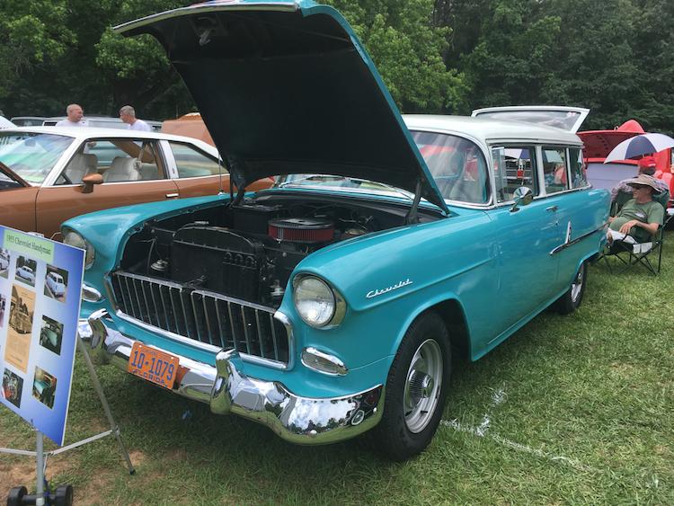 1955 Chevrolet Handyman.