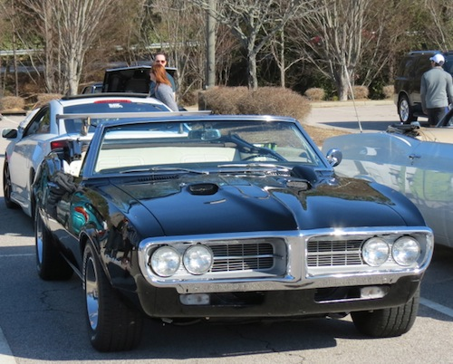 Cars and Coffee Raleigh: Pontiac Firebird