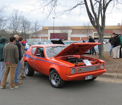 Cars and Coffee Cary: 1972 AMC Gremlin