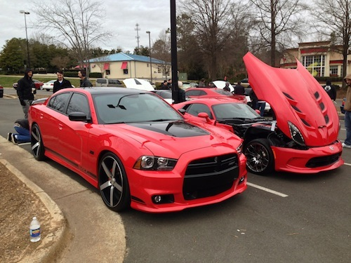 Cars and Coffee Cary: Mopar