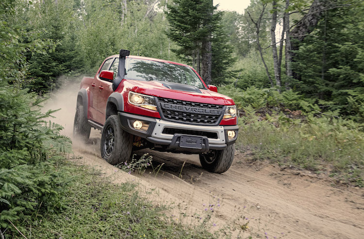 2019 Chevrolet Colorado ZR2 Bison