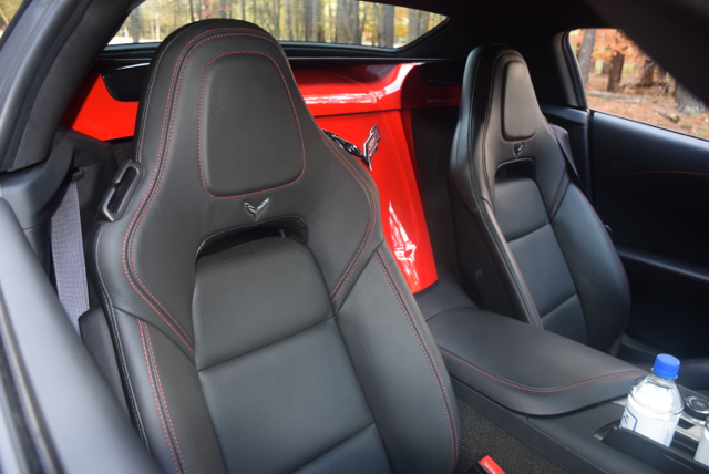 2016 Chevrolet Corvette Convertible w/Z51 Package