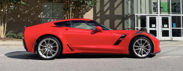 2019 Chevrolet Corvette Gran Sport (C7)