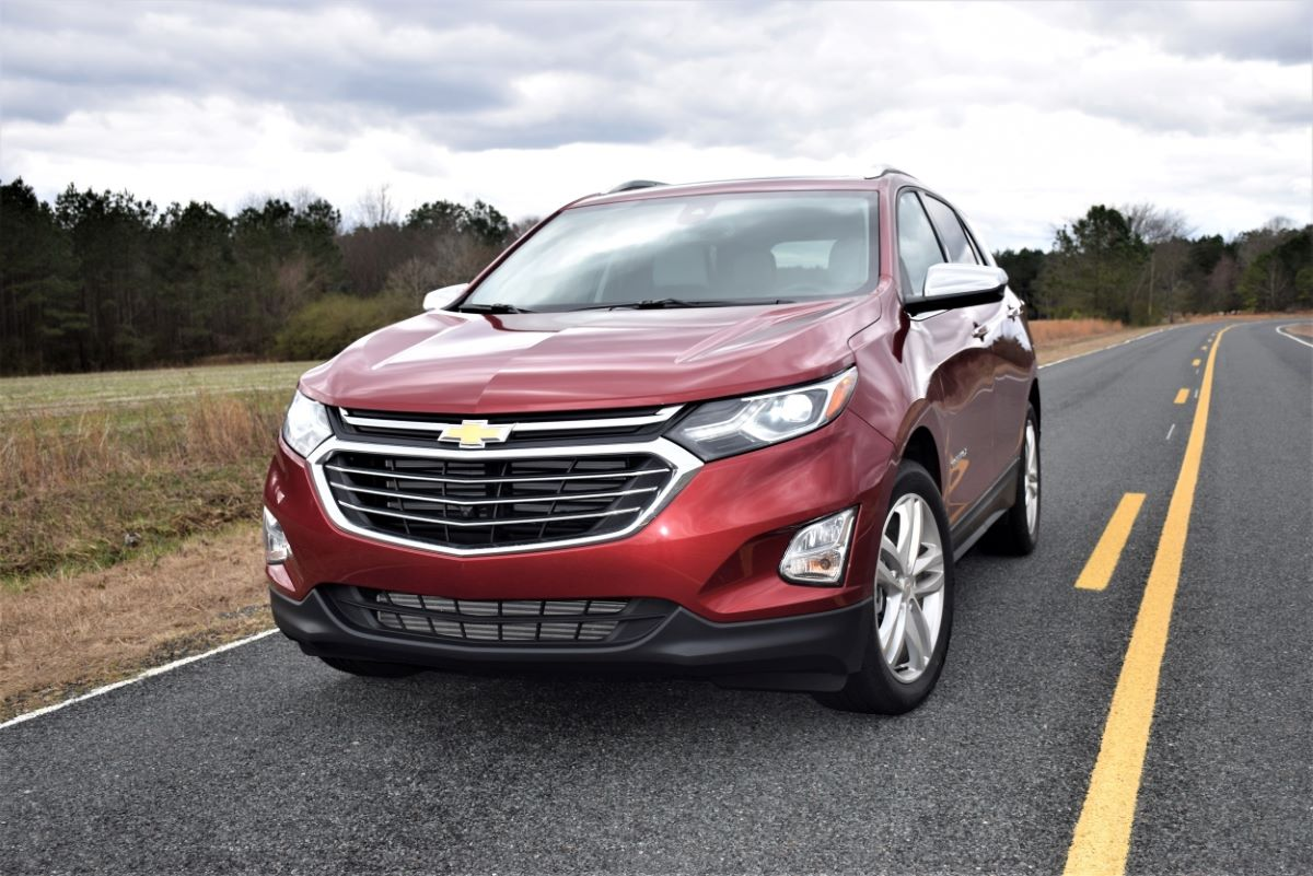 Compact Crossover: Chevrolet Equinox — Auto Trends Magazine