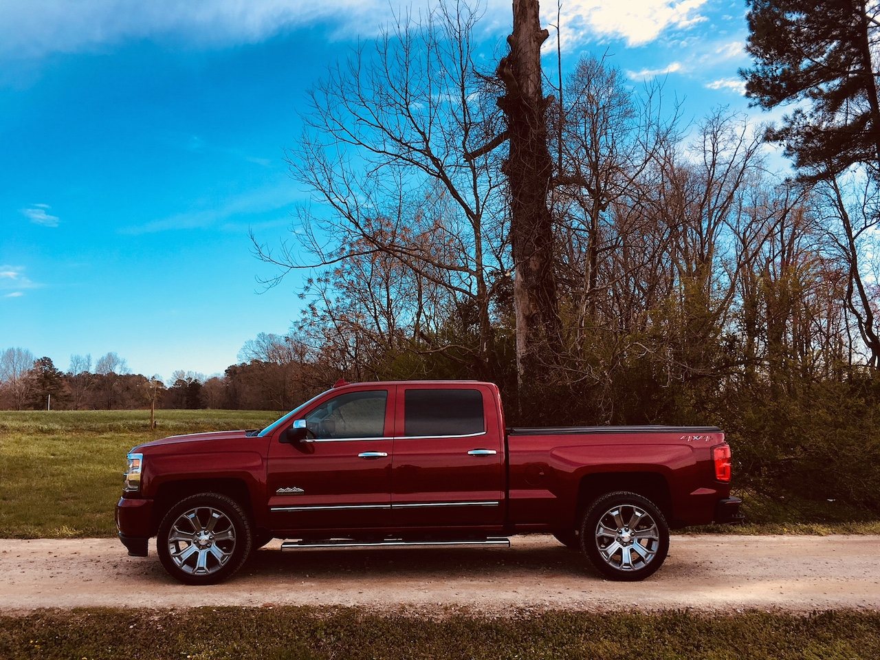 High Country Chevy Silverado Delivers a Premium Package ...