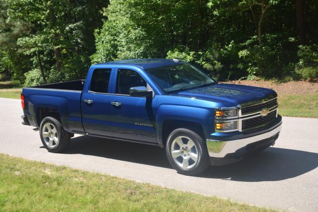 Chevrolet Silverado pickup truck sales.