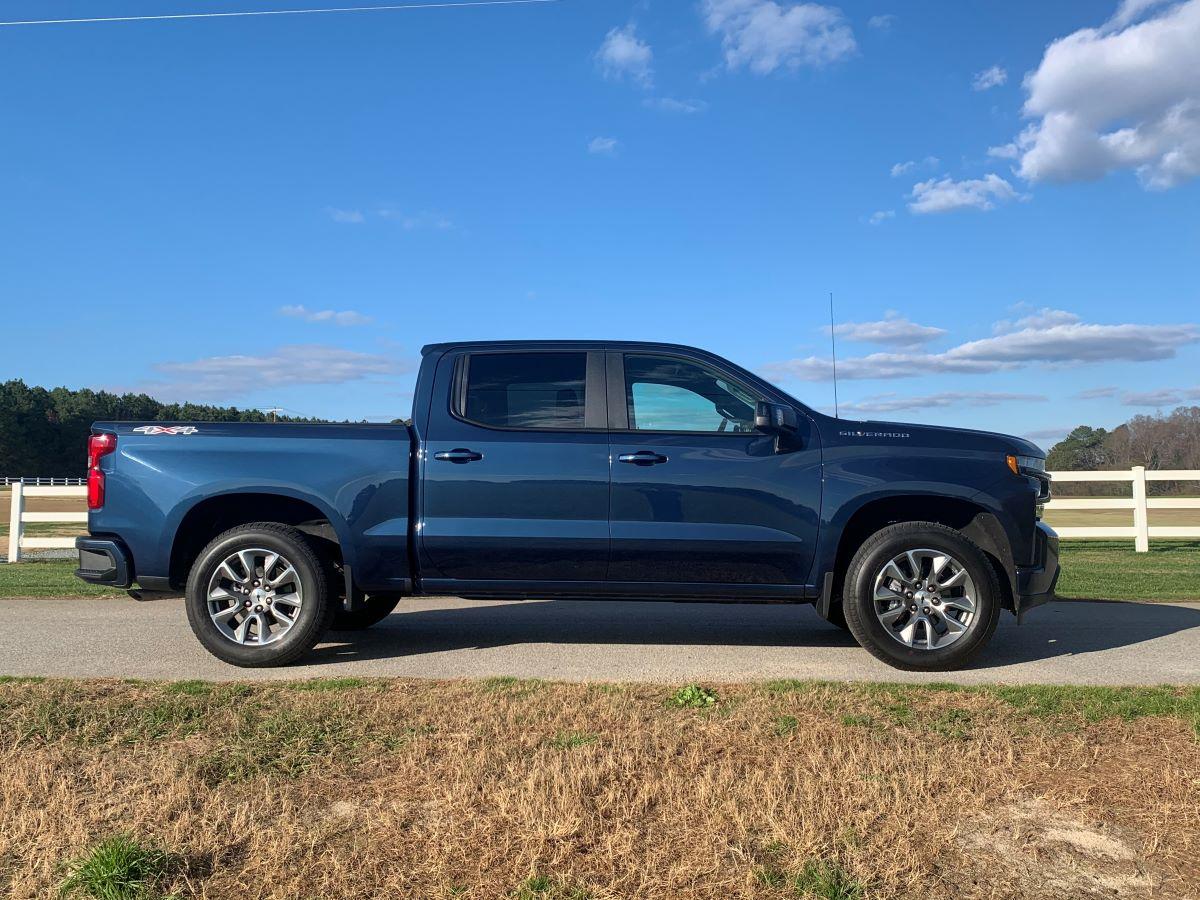 2021 Chevrolet Silverado Diesel