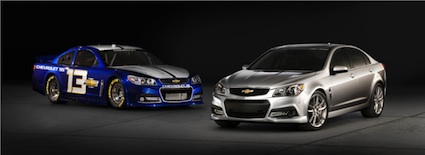 Chevrolet SS from Holden.