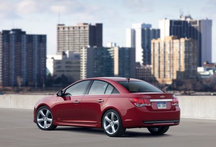 Chevrolet Cruze innovation