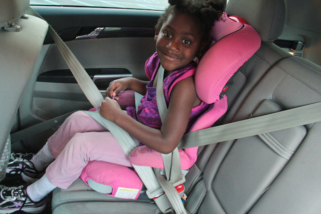 children and car seat safety