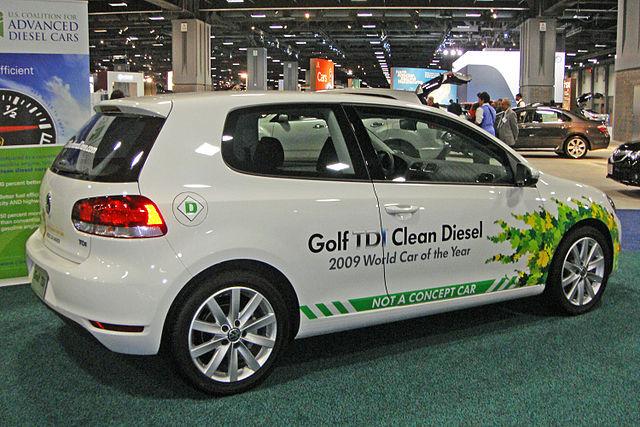 VW Clean Diesel