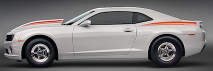 The 2013 Chevrolet COPO Camaro.