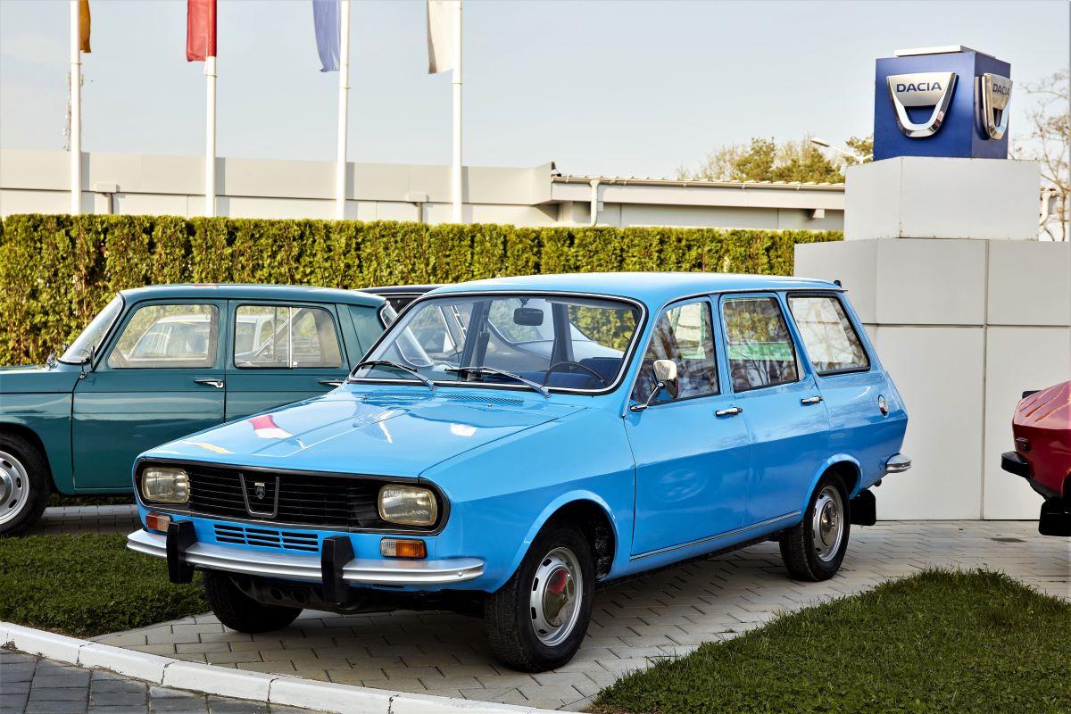 Dacia 1300.