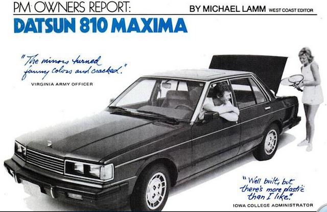 Datsun 810 Maxima