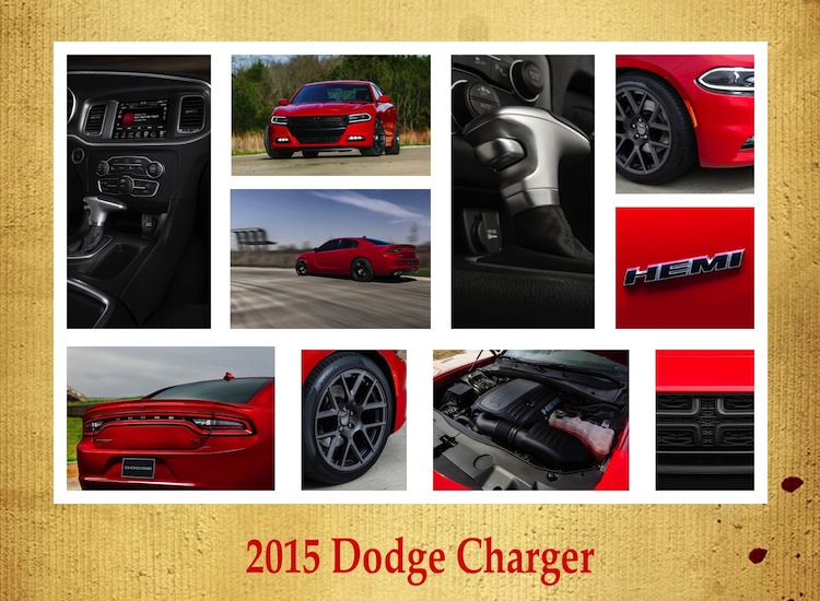 2015 Dodge Charger
