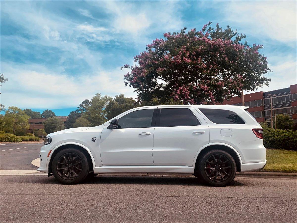 2021 Dodge Durango SRT Hellcat profile