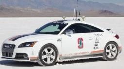 Autonomous Audi TT.