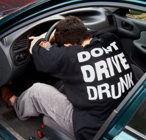 Drive Sober, Do Not Drive Drunk