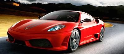 Ferrari 430.