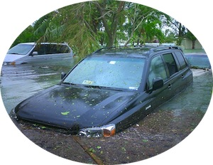 flood car damage