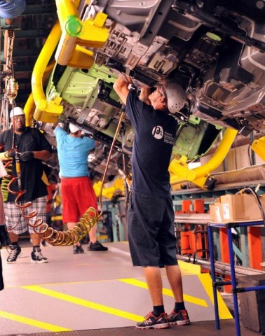 Ford Assembly Plant