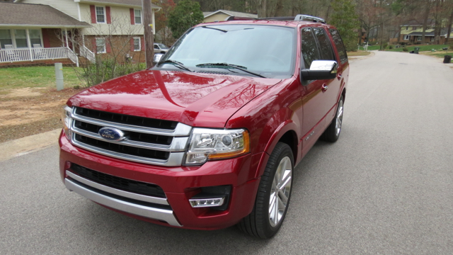 2015 Ford Expedition.