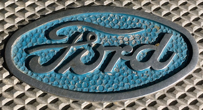 Ford historic logo