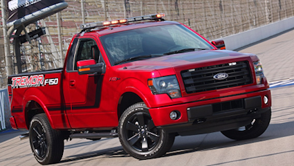 Ford F-150 Tremor.