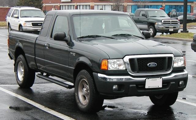 2004 Ford Ranger.