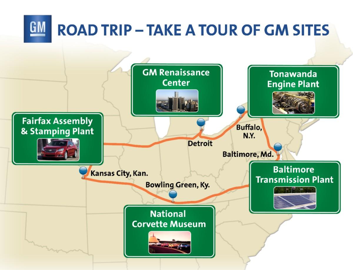 GM Road Trip