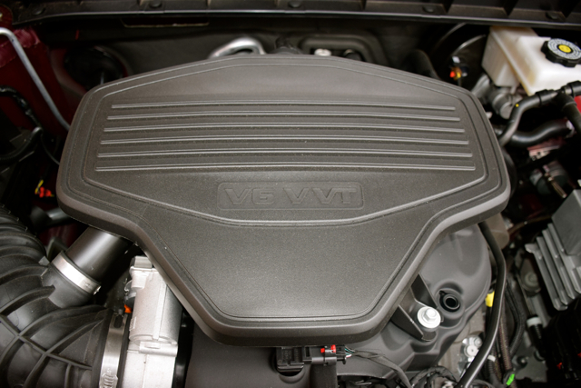 2018 GMC Acadia V6 Engine