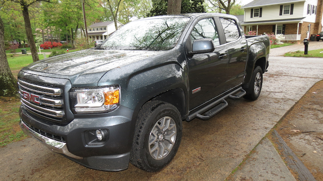 GMC Canyon Recall