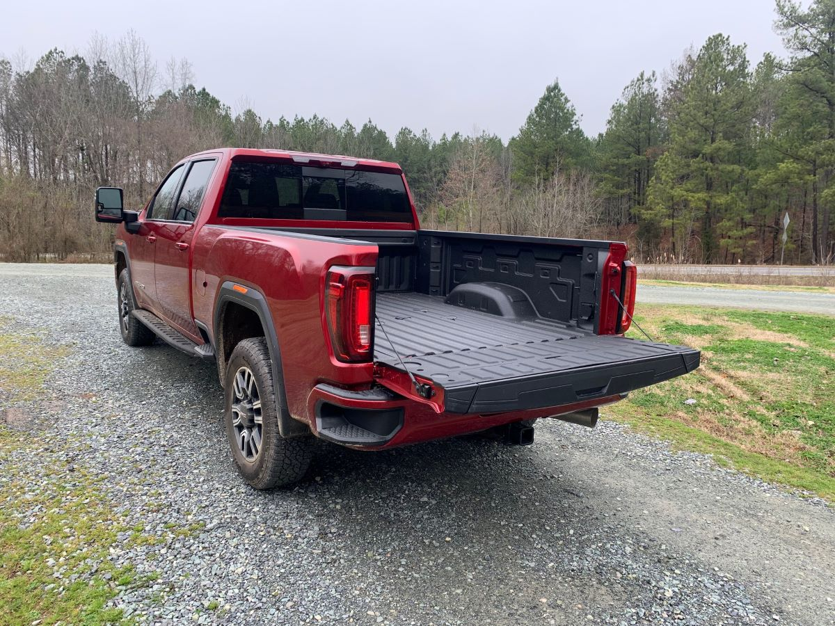 GMC MultiPro Tailgate Traditional