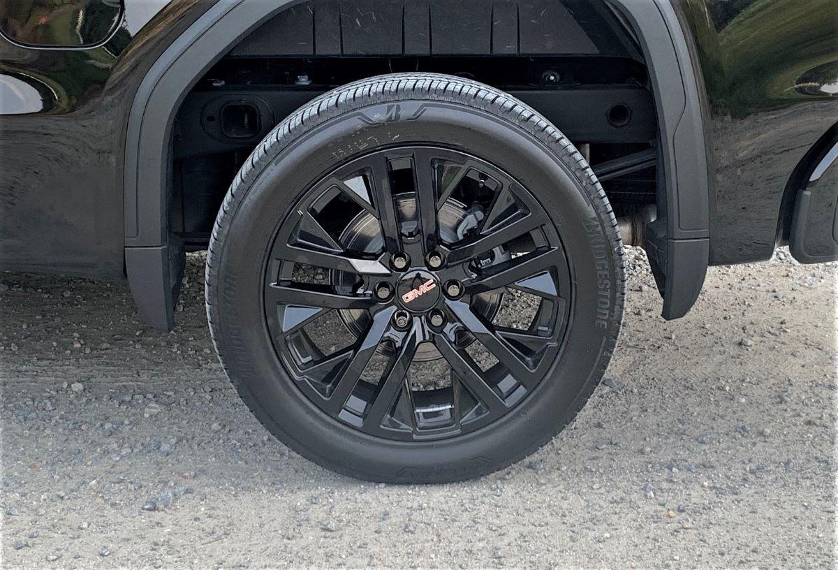 2021 GMC Sierra wheels