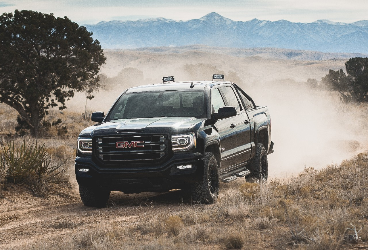 GMC Sierra All Terrain X.