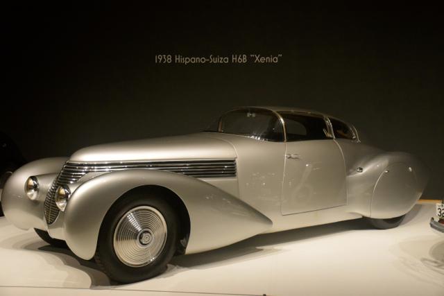 1938 Hispano-Suiza H6B