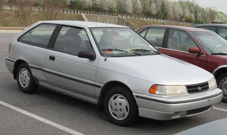 92-94 Hyundai Excel