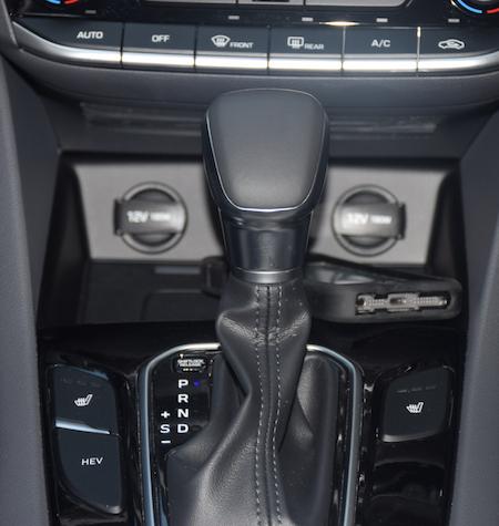 2017 Hyundai Ion Plug-In Hybrid