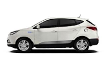 2015 Hyundai Tucson FCV